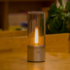 Meilleurs prix Yeelight YLFW01YL 6.5W Rechargeable Dimmable LED Night Light bluetooth Control Table Lamp (Xiaomi Ecosystem Product)