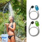 Meilleurs prix IPRee® Portable USB Shower Water Pump Rechargeable Nozzle Handheld Shower Faucet Camp Travel Outdoor Kit