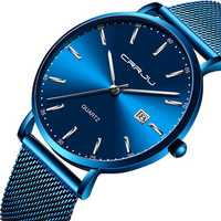 CRRJU 2161 Business Style Men Quartz Watch