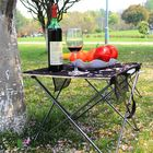 Acheter au meilleur prix Portable Folding Picnic Barbecue Table Light Weight Foldable Desk Multifunction Home Furniture