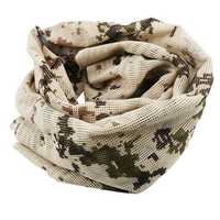 KALOAD Tactical Scarf Tactical Mask Camping Cycling Hiking Male Women Windproof Thicken Mask Scarf For Head Neck