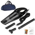 Meilleur prix Corded Car Vacuum Cleaner 56W Portable Duster Dirt Suction Wet & Dry Black