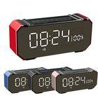 Meilleurs prix GS707 Wireless LED bluetooth 4.2 Speaker Soundbar Alarm Clock USB TF AUX FM Radio Receiver