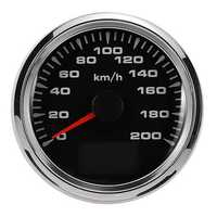 200km/h DC9-32V 85mm GPS Speedometer Speed Meter Gauge Waterproof For Auto Car Motor ATV Boat