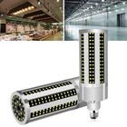 Meilleurs prix AC100-277V E27 50W Fan Cooling LED Corn Light Bulb Without Lamp Cover for Indoor Home Decoration