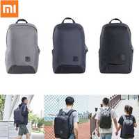 Original XIAOMI Waterproof Backpack Classic Business Backpacks 23L Capacity Cooling Decompression Students Laptop Bag Men Women Travel Bags For 15-inch Laptop