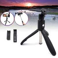 3Pcs Bracket Extended Fixing Bracke Selfie Stick Phone Holder Camping Hunting Accessories Camera Mount