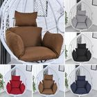 Cheap Discount Hanging Egg Hammock Cradle Chair Cushion Swing Seat Thick Nest Hanging Chair Cushion with Pillow