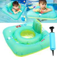 Baby Inflatable Swimming Pool Floats Swim Ride Rings Safety Chair Raft Beach Toy