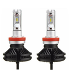 Promotion Pair DC9-36V H4 H7 H11 9005 Car Headlight Kit 6000LM IP67 Bulb