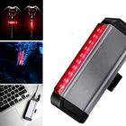 Meilleurs prix WILD MAN Bike Taillight 300h Long Life 4 Modes Waterproof Wide Angle Night Light USB Charging