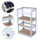 Promotion 2-Layer Steel Crypto Coin Bitcoin Mining Rig Frame Case Set For 8 GPU
