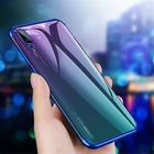 Promotion Bakeey™ Plating Shockproof Ultra Thin Soft TPU Back Cover Protective Case for Huawei P20 Pro
