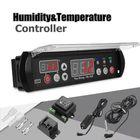 Meilleurs prix 12V Microcomputer Digital Temperature Humidity Controller Thermostat Sensor