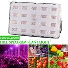 Bon prix 3000W 4000W LED Grow Light Hydroponic Full Spectrum Flower Bloom Indoor Outdoor Seeds Planting Lamp AC220V