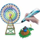 Promotion Smart 3D Drawing Printing Pen Children DIY Painting Art Learning Educational Puzzle Toys Gift Collection