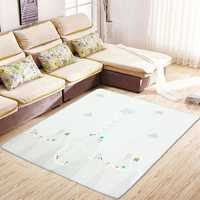 Baby Play Mat Toddler Playroom Activity Rug Nursery Dual Sided Carpet Blanket