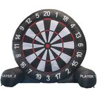 Buy at Best Price 4M/13ft High Giant Inflatable Dart Board For Game Soccer With Air Blower 220V