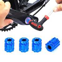 BIKIGHT MTB Cycling Bicycle Crank Extractor Removal Tool Bicycle Bottom Bracket Installation Repair Tool