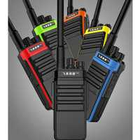 GT-828 8W Car Civilian Handheld Walkie Talkie Support Alarm function