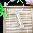 Offres Flash 3*22.5mm Trit Vials Tritium Acrylic Keychain Self-luminous 15-Years