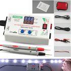 Acheter 0-330V KT4H Smart-Fit Manual Adjusting Voltage TV LED Backlight Tester Current Adjustable Constant Current Board LED Bulb Lamp