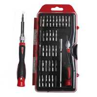 Bakeey 36pcs Mini Precision Screwdriver Bit Sets Repair Tool Kits for iPhone Laptop Xiaomi