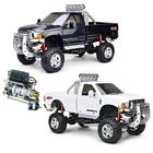 Les plus populaires HG P410 1/10 2.4G 4WD RC Car 3 Speed Pickup Truck Rally Vehicles without Battery Charger