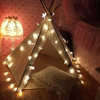 Christmas 2.5/5M LED Star String Lights LED Fairy Lights for Festival Christmas Party Wedding Decor