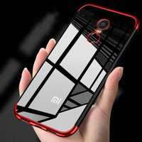 Bakeey Luxury Ultra Thin Color Plating Shock-proof Soft TPU Protective Case For Xiaomi Redmi 5 Plus