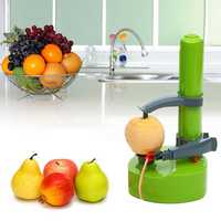 Electric Vegetables Fruit Peeler Automatic Peeling Machine Apple Machine Peeler Fruit And Vegetables Automatic Stainless Steel Electric