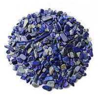 50g Blue Loose Natural Lapis Lazuli Crystal Rock Rough Stone Decoration