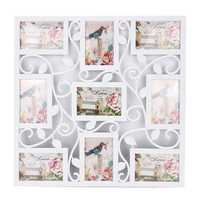7 Patterm Photo Frame Hanging Family Love Collage Picture Aperture Home Decor tv