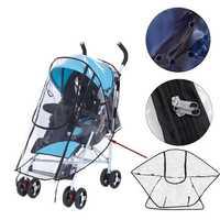Full Around Waterproof Dust Rain Cover Universal For Babyzen YOYO Stroller Pram