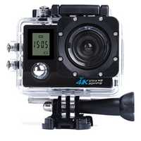 XANES K1 4K WiFi Sports Camera 1080P 2.0 LCD HD 30m Waterproof DV Video Sport Extreme Go Pro Mini Recorder Sport Camera