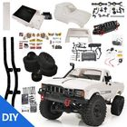 Meilleurs prix WPL C24 1/16 2.4G 4WD Crawler Truck RC Car KIT Full Proportional Control