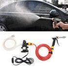 Acheter au meilleur prix 12V 60W Electric Car Wash Pump Water Cleaner Washer Pressure Sprayer Tool Kit