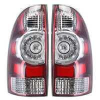 Car Rear LED Tail Light Brake Lamp Left/ Right for Toyota Tacoma Pickup 2005-2015 8156004160 8155004150