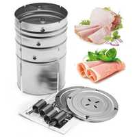 Stainless Steel Press Ham Maker Meat Fish Poultry Seafood Homemade Specialties Kitchen Tools