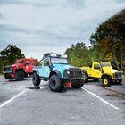 Prix de gros RGT 136161 1/16 2.4G 4WD Rock Crawler RC Car Off-Road Truck Vehicle Models