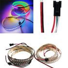 Discount pas cher 5V WS2812B 43W 144 SMD 5050 RGB LED Strip Waterproof IP65 Individual Addressable