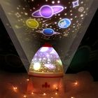 Recommandé Projection Starry Sky Romantic Starry Sky Scene USB Rechargeable Night Light Creative LED Table Lamp