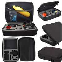 Large Size Travel Protective Actioncamera Accessories Storage Bag Carry Case