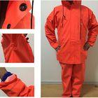 Offres Flash Fishing Rain Coat Wading Rain Coat Clothing Breathable Chest Waders Waterproof Plastic Cement Materi