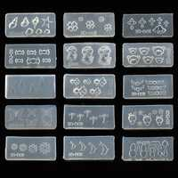 3D Acrylic Powder Design Nail Art Mold DIY Different Styles HOT Manicure Tools