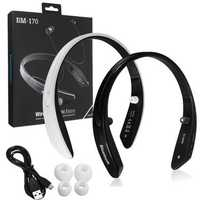Wireless bluetooth 4.0 Sports Stereo Headset With NFC Function