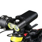 Acheter au meilleur prix GACIRON 1600 LM Bike Front Headlight Cycling Bicycle Rechargeable Flashlight IPX6 Waterproof 5000mAh Power Bank Bike Accessories