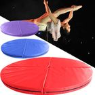 Bon prix 47x3.9inch 4 Folding Pole Dance Safety Mat Gym Exercise Fitness Yoga Floor Pad