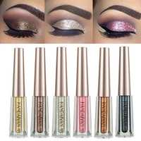 12 Colors Diamond Glitter Liquid Eye Shadow