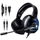 Offres Flash K6 Professional Wired Gaming Headset LED RGB Lighting Headphone 3.5mm Bass Noise Cancelling With Mic